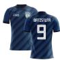 2018-2019 Argentina Away Concept Football Shirt (Batistuta 9) - Kids