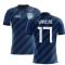 2020-2021 Argentina Away Concept Football Shirt (Lanzini 17) - Kids
