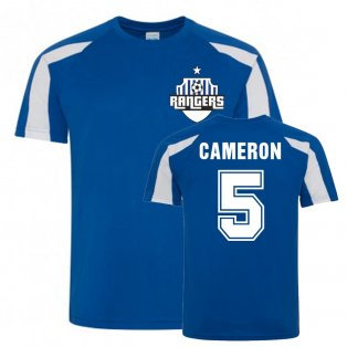 Geoff Cameron QPR Sports Training Jersey (Blue)