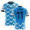 2020-2021 Uruguay Home Concept Football Shirt (C. Stuani 11) - Kids