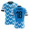 2018-2019 Uruguay Home Concept Football Shirt (G. Ramirez 18) - Kids