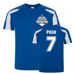 Marc Pugh QPR Sports Training Jersey (Blue)