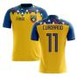 2020-2021 Colombia Concept Football Shirt (Cuadrado 11) - Kids