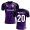 2020-2021 Fiorentina Fans Culture Home Concept Shirt (Pezzella 20) - Kids