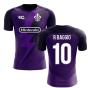 2020-2021 Fiorentina Fans Culture Home Concept Shirt (R Baggio 10) - Kids