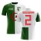 2020-2021 Algeria Home Concept Football Shirt (Bougherra 2) - Kids