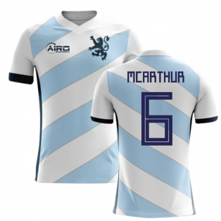 2018-2019 Scotland Away Concept Football Shirt (McArthur 6) - Kids