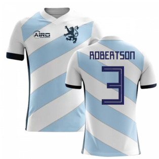 2020-2021 Scotland Away Concept Football Shirt (Robertson 3) - Kids