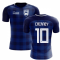 2018-2019 Scotland Tartan Concept Football Shirt (Cairney 10) - Kids