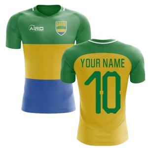 2018-2019 Gabon Home Concept Football Shirt