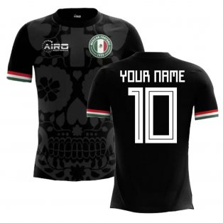 2018-2019 Mexico Third Concept Football Shirt (Your Name) - Kids