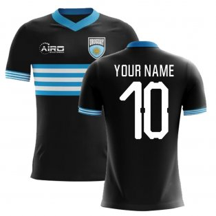 2018-19 Uruguay Airo Concept Away Shirt (Your Name) -Kids