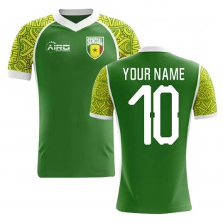 2020-2021 Senegal Away Concept Football Shirt (Your Name)