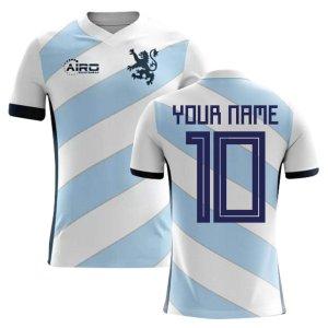 2020-2021 Scotland Away Concept Football Shirt (Kids)