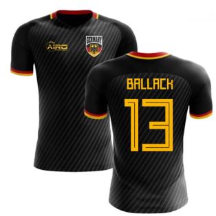 2018-2019 Germany Third Concept Football Shirt (Ballack 13) - Kids 1390cfe89
