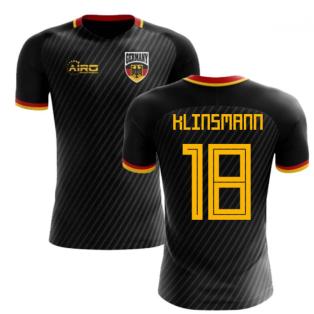 0cede8a2f 2018-2019 Germany Third Concept Football Shirt (Klinsmann 18) - Kids
