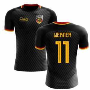 2018-2019 Germany Third Concept Football Shirt (Werner 11) - Kids