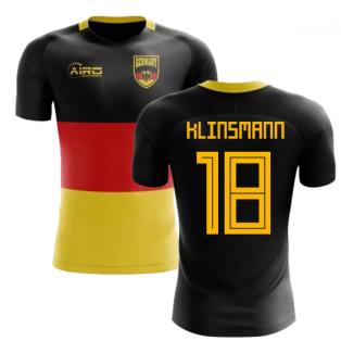 2018-2019 Germany Flag Concept Football Shirt (Klinsmann 18) - Kids