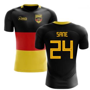 2018-2019 Germany Flag Concept Football Shirt (Sane 24) - Kids