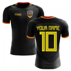 2020-2021 Germany Third Concept Football Shirt