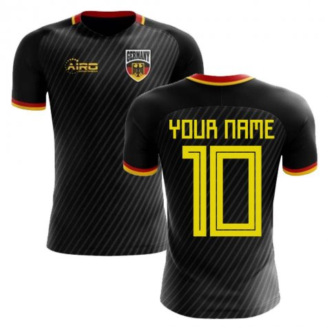 2018-2019 Germany Third Concept Football Shirt (Your Name) -Kids