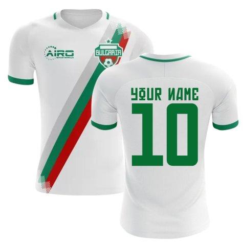 2020-2021 Bulgaria Home Concept Shirt (Your Name)