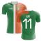 2020-2021 Ireland Flag Concept Football Shirt (Duff 11) - Kids