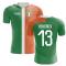2018-2019 Ireland Flag Concept Football Shirt (Hendrick 13) - Kids