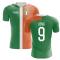 2020-2021 Ireland Flag Concept Football Shirt (Long 9) - Kids