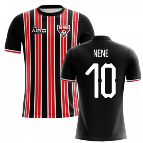 2018-2019 Sao Paolo Home Concept Football Shirt (Nene 10) - Kids