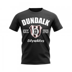 Dundalk Established Football T-Shirt (White)