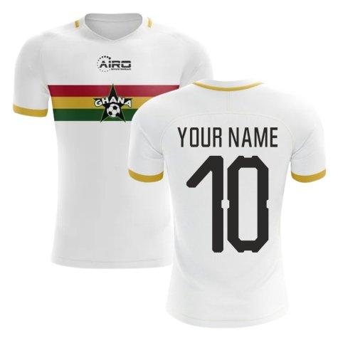 2019-2020 Ghana Away Concept Football Shirt (Your Name)