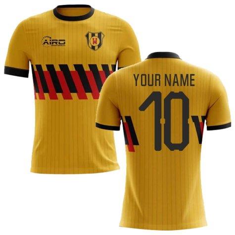 2020-2021 Watford Home Concept Football Shirt (Your Name)