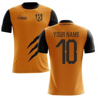 2019-2020 Wolverhampton Home Concept Football Shirt (Your Name)