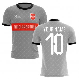 2019-2020 Middlesbrough Away Concept Football Shirt (Your Name)