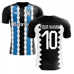 2018-2019 Gremio Fans Culture Home Concept Shirt (Your Name)