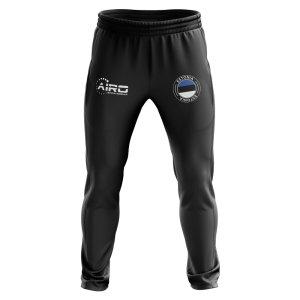 American Samoa Concept Football Training Pants (Black)