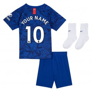 2019-20 Chelsea Home Baby Kit (Your Name)