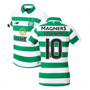 2019-2020 Celtic Home Ladies Shirt (Your Name)