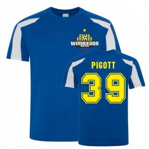 Joe Pigott Wimbledon Sports Training Jersey (Blue)
