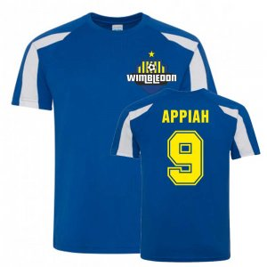 Kwesi Appiah Wimbledon Sports Training Jersey (Blue)