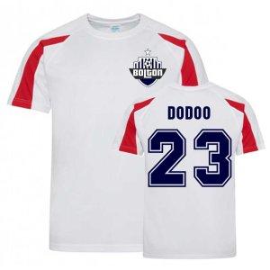 Joe Dodoo Bolton Sports Training Jersey (White)