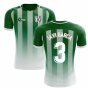 2020-2021 Real Betis Home Concept Football Shirt (Javi García 3) - Kids