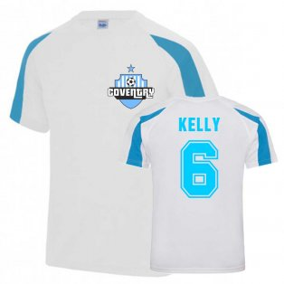 Liam Kelly Coventry Sports Training Jersey (White)