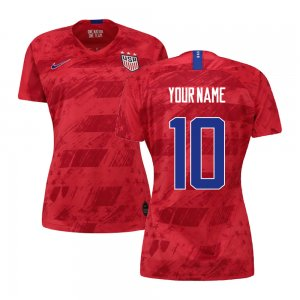 2019-2020 USA Away Nike Womens Shirt