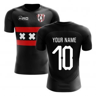 2020-2021 Ajax Away Concept Football Shirt (Your Name)