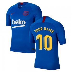 2019-2020 Barcelona Nike Training Shirt (Blue) - Kids