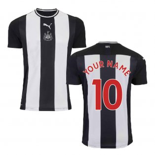 2019-2020 Newcastle Home Football Shirt (Kids) (Your Name)
