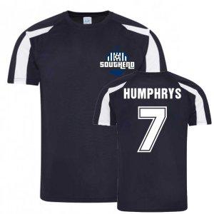 Stephen Humphrys Southend Sports Training Jersey (Navy)