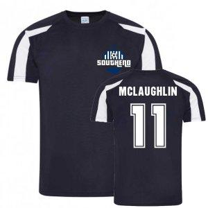 Stephen McLaughlin Southend Sports Training Jersey (Navy)